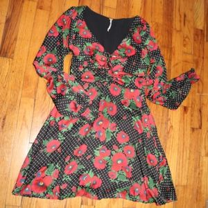 Free People Poppy Mini Dress
